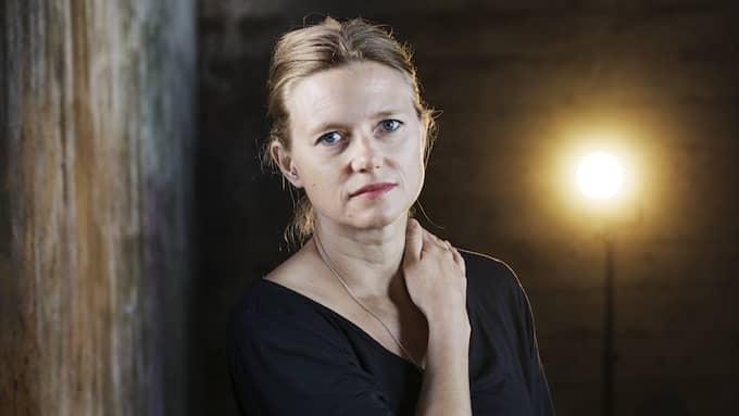 """Malin Nord debuterade med romanen """"Stilla havet"""" (2012). Hon är nu aktuell med släktkrönikan """"Barmark"""". Foto: MOA KARLBERG"""