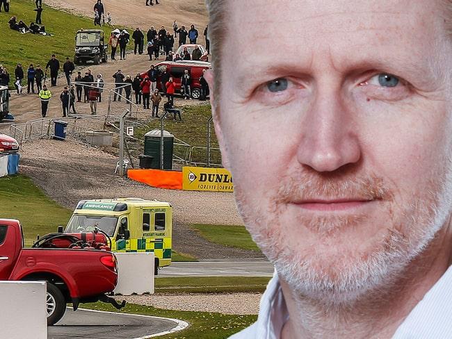 F4-loppet på Donington Park förra helgen fick en tragisk utgång. 17-årige Billy Monger kraschade och skadade sig så svårt att läkarna tvingades amputera brittens båda ben.