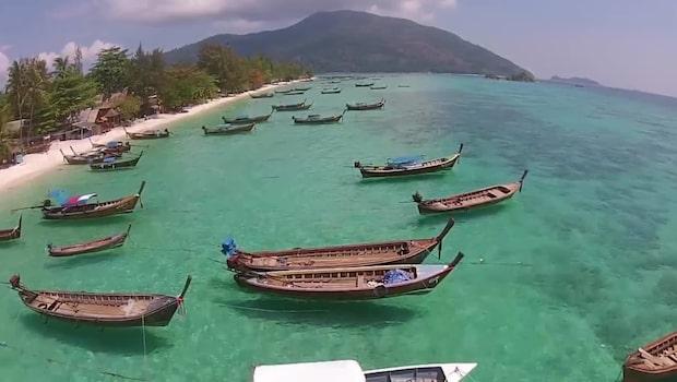 Okänd lag i Thailand kan ge turister 10 års fängelse