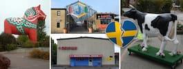 Sveriges 10 tråkigaste resmål