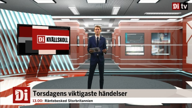 Kvällskoll - 12 september 2018