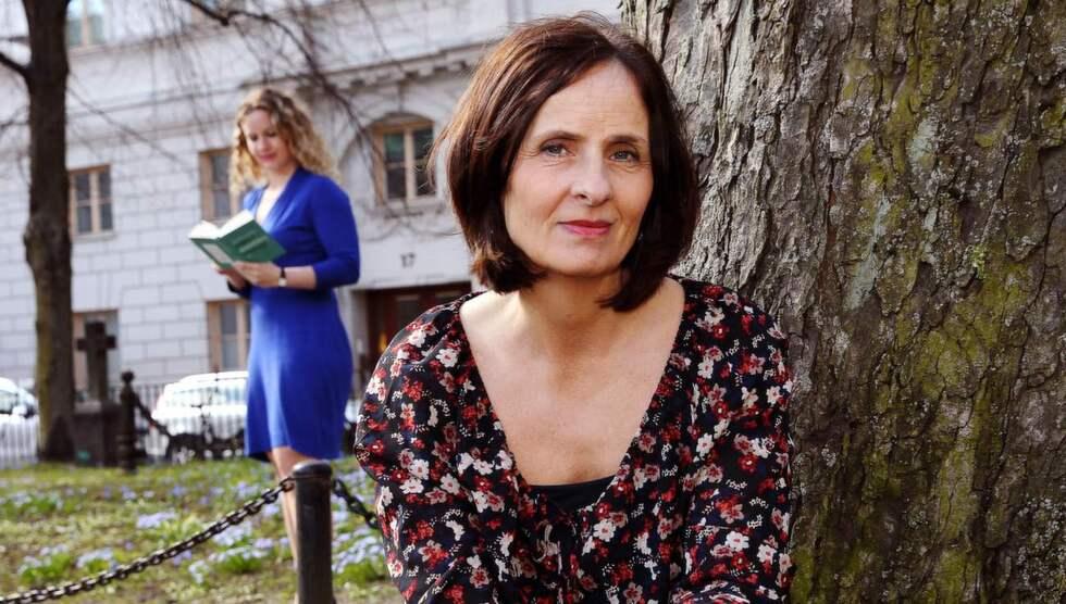 """Susanna Alakoski är tillbaka med """"April i Anhörigsverige"""". Foto: Cornelia Nordström"""