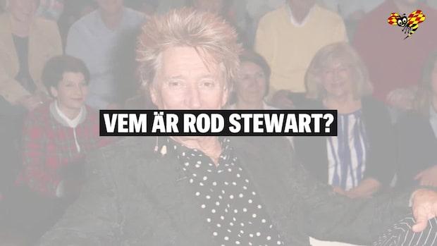 Vem är Rod Stewart?