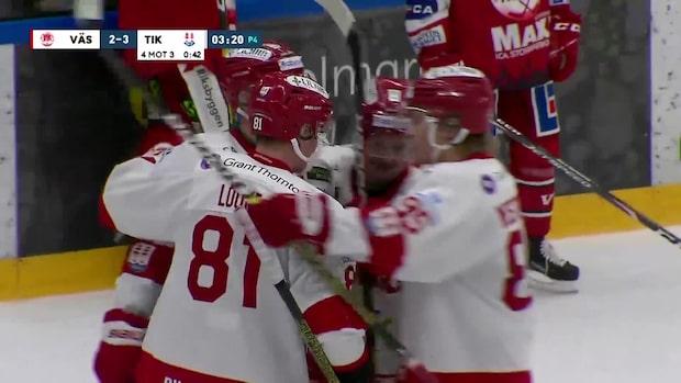 Highlights: Västerås-Timrå