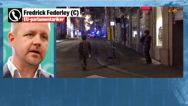 Federley (C): Hela centrum är avstängt