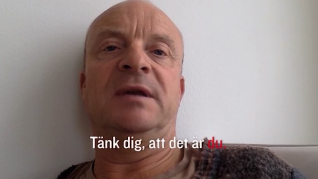"""Jonas Gardell: """"Tänk att det är du"""""""