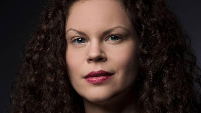 Natalie Lantz, skribent och översättare. Foto: ERNST HENRY