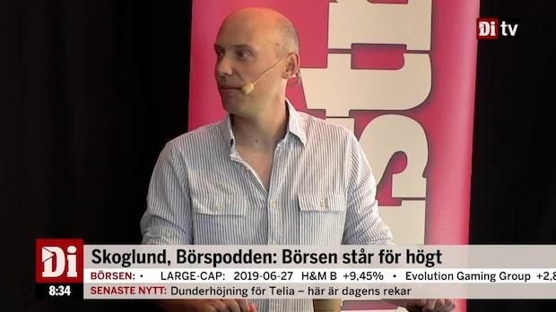 Börspodden-Skogmans aktietips: Läkemedel, bibliotekshyllor och spel