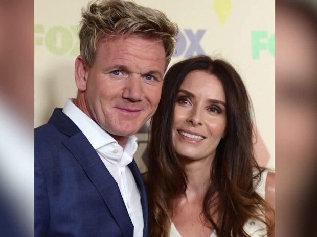 Ramsays fru förlåter sin pappa för att han hackade Gordon