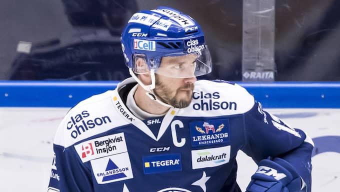 Jesper Ollas stannar i Leksand. Foto: Daniel Eriksson / BILDBYRÅN