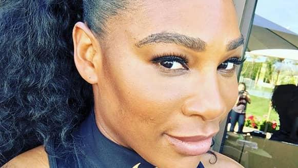 Serena Williams gör comeback på internationella kvinnodagen – med nya detaljen Foto: Instagram
