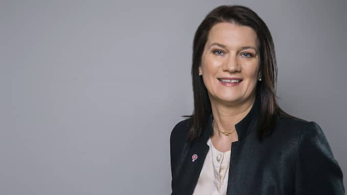 Ann Linde (S), EU- och handelsminister. Foto: KRISTIAN POHL