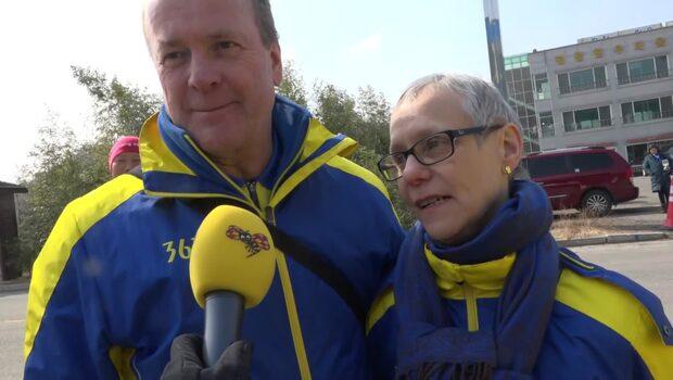 """Anna Hasselborgs föräldrar efter guldet: """"Helt fantastiskt"""""""
