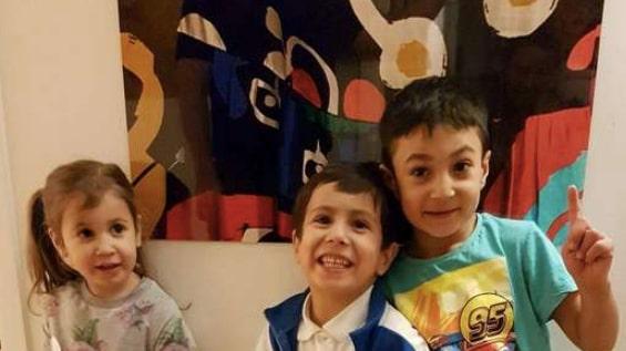 Syskonens glädje – får stanna i Sverige