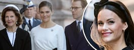 Så bra klädde sig kungligheterna på riksmötets öppnande