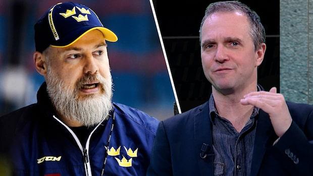 """""""Det här NHL-laget tar Grönborg över"""""""
