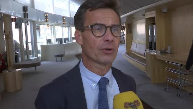 Ulf Kristersson: Vi ska inte samarbeta alls med SD