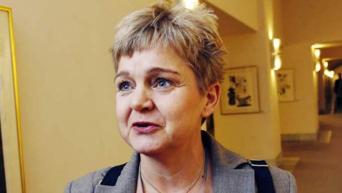 VILL SE EN LAGÄNDRING. Socialdemokratiska riksdagsledamoten Monica Green tycker att incest ska legaliseras. Foto: Cornelia Nordström