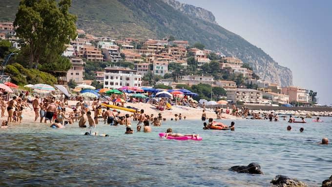 Sardinien i Italien. Foto: SAMUEL AHLIN
