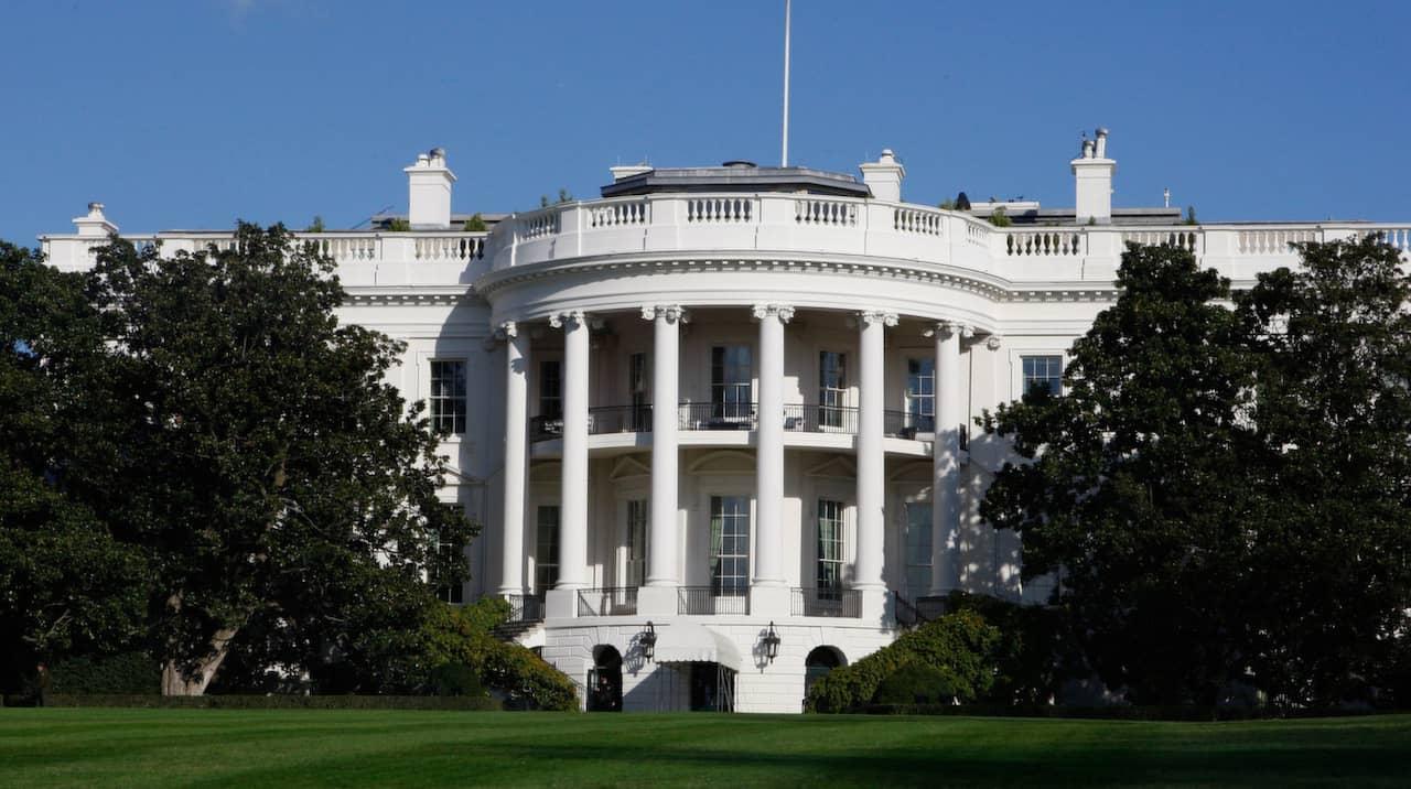 Vita huset evakuerades