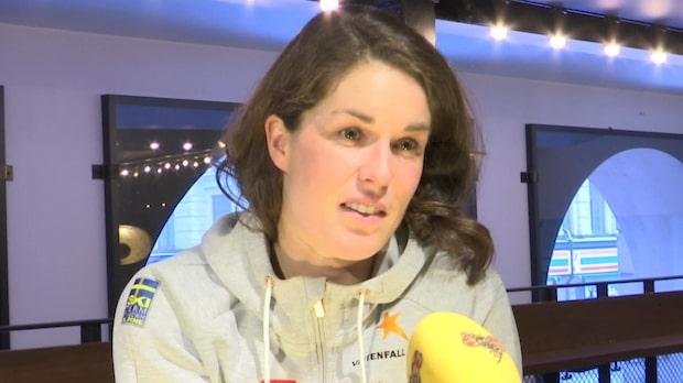 """Pietilä Holmner: """"Kände tydligt: Jag klarar inte av det här"""""""