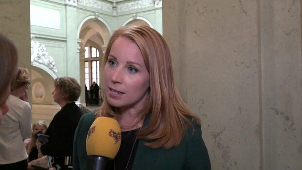 Annie Lööf om ett samarbete med Sverigedemokraterna