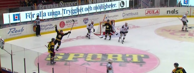 Höjdpunkter: Brynäs-Malmö Redhawks