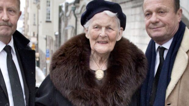Tuss Hyland har avlidit efter sjukdom