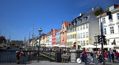 """KÖPENHAMN. Man kan både bo, äta och shoppa ekologiskt i """"miljöhuvudstaden"""" Köpenhamn."""