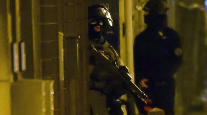 Mannen var känd av polisen sedan tidigare, men det var oklart när han återvänt och bosatt sig i Europa. Foto: Geert Vanden Wijngaert / AP TT NYHETSBYRÅN