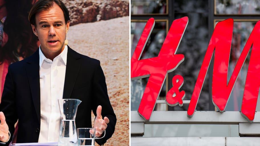 Karl-Johan Persson är under stark press att vända företagsskutan och