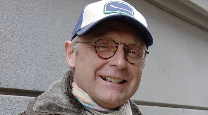 """Skånemusikern Michael Saxell gillar samarbetet med stjärnproducenten Christoffer Lundquist: """"Som att stå gottesugen i ett godisregn."""" Foto: Lasse Svensson"""