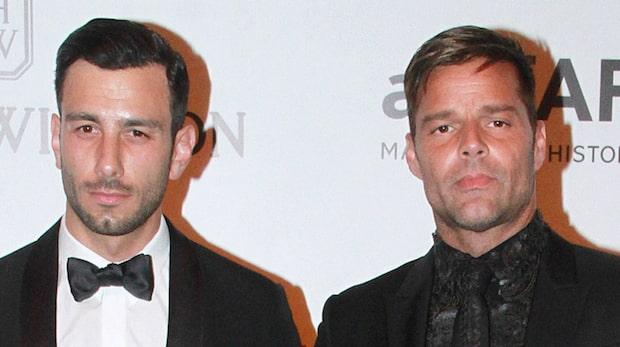 Svenska Jwan, 32, är Ricky Martins nya pojkvän