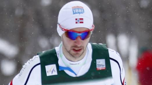 Även Jan Schmid tävlar i nordisk kombination Foto: YUKIE NISHIZAWA / AP TT NYHETSBYRÅN