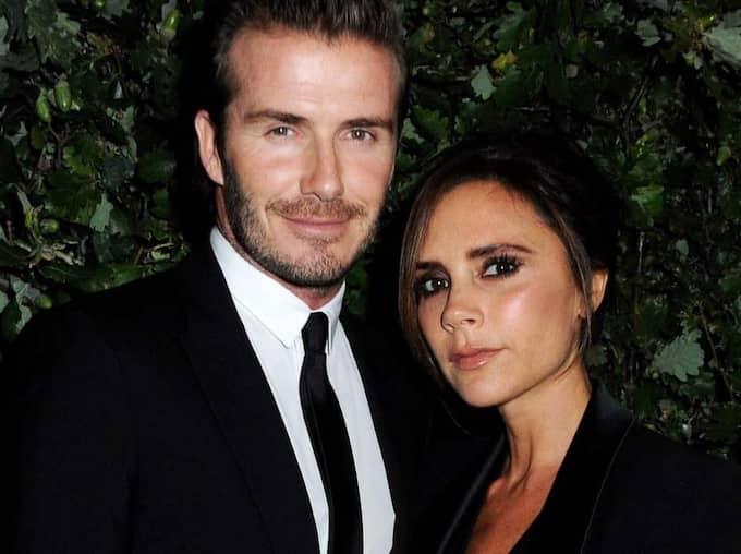 Victoria Beckham fyller 40 år på torsdag - något som fått maken David Beckham att öppna plånboken. Enligt The Sun ska han ha köpt ett armband för över en halv miljon kronor till sin hustru. Foto: David M. Benett
