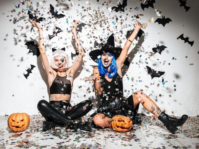 ... får dig att briljera på Halloween. Spetsiga hattar och plastiga peruker  i alla ära 5af3b89ec0ee2