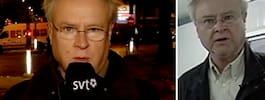 """SVT-profilen slutar –  efter 40 år: """"Overkligt"""""""