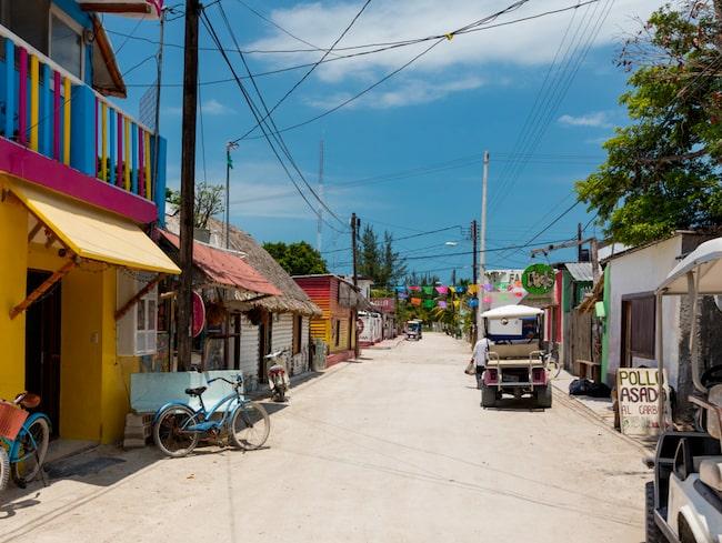 Isla of Holbox kämpar med flera miljöproblem.