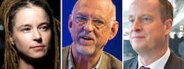 JUST NU: Löfvens sex nya ministrar –  här är de som får lämna
