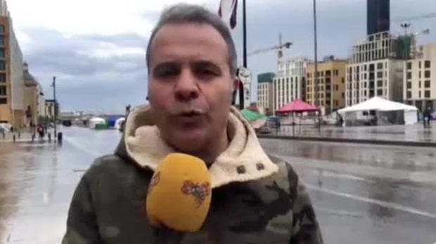 """""""Mest våldsamma natten sen protesterna började"""""""