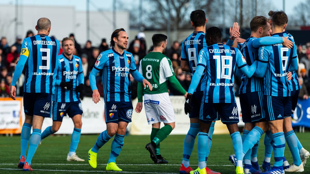 Storseger For Dif Trots Avbracken Allsvenskan Expressen