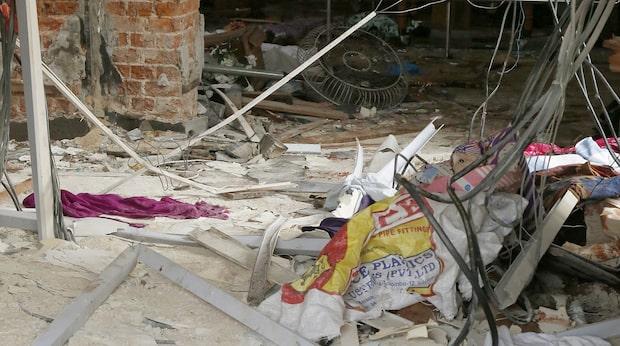 Över 200 döda i attackerna i Sri Lanka