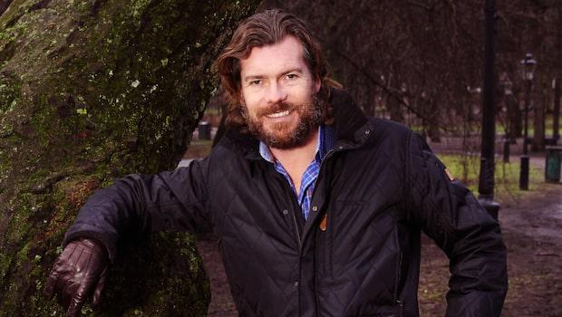 Patrick Grimlund om pappalivet och Lyxfällan