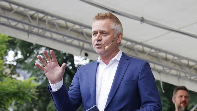 Rickard Olsson. Foto: CHRISTINE OLSSON/TT / TT NYHETSBYRÅN