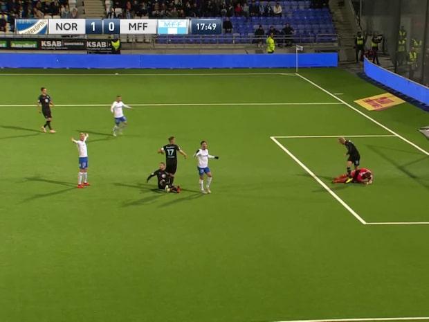 Höjdpunkter: Norrköping-Malmö FF