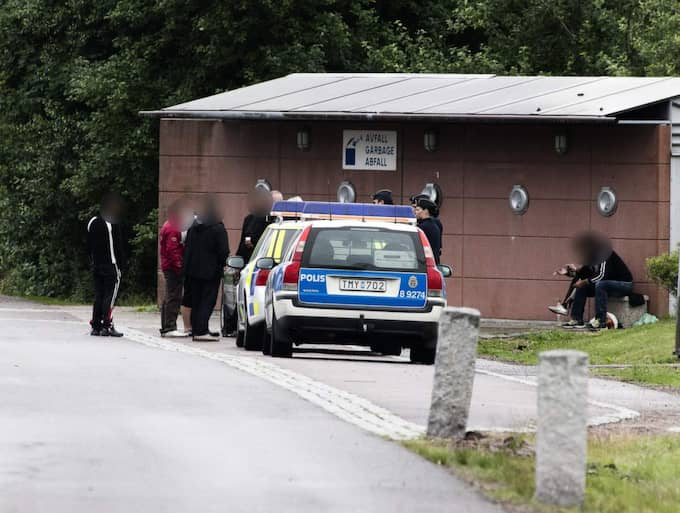 Nu går polisen ut med sin hittills skarpaste varning när det gäller vägpiraterna. Foto: Per Wissing