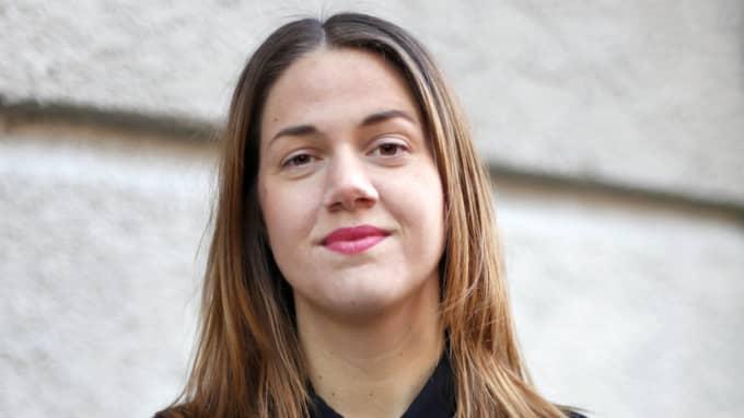 Ida Östensson. Foto: Kristina Wicksell.