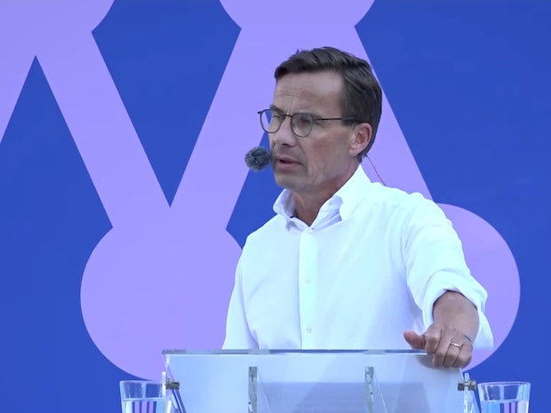 """Ulf Kristerssons kritik mot Kina – """"Makt går inte före rätt"""""""