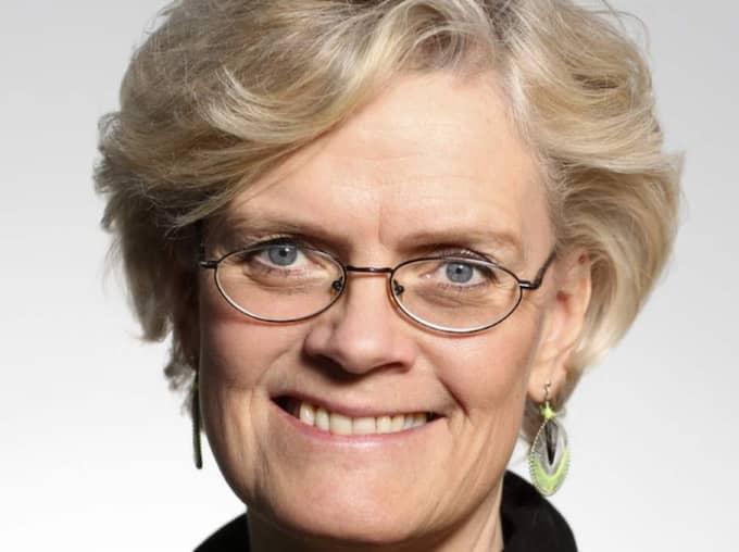 """Vår skyldighet. """"Som ett av jordens rikaste länder är det vår skyldighet att breda plats åt människor som flyr krigets fasor eller förtryck"""", skriver Svenskt Näringslivs vd Carola Lemne. Foto: Sören Andersson"""