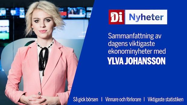 Di Nyheter: Industriföretaget Gränges rusar efter en omvänd vinstvarning